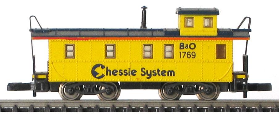 """Train """"Chessie System"""" - Märklin 8106 8106-E"""